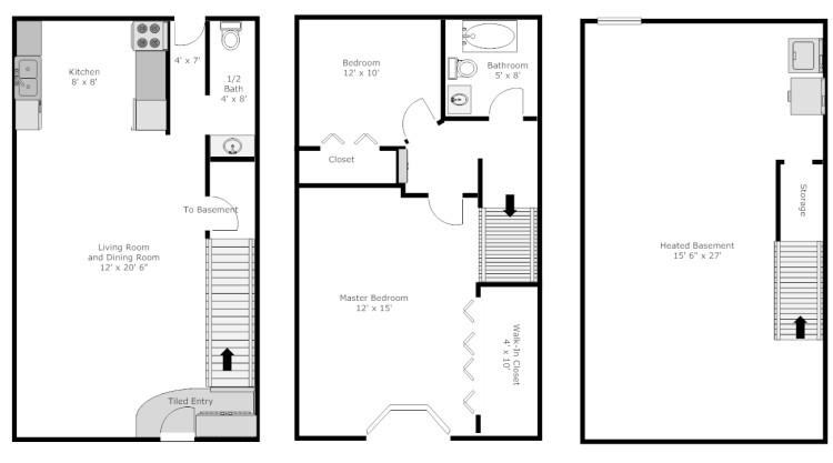 GDI Properties -Sandridge Townhouses & Apartments